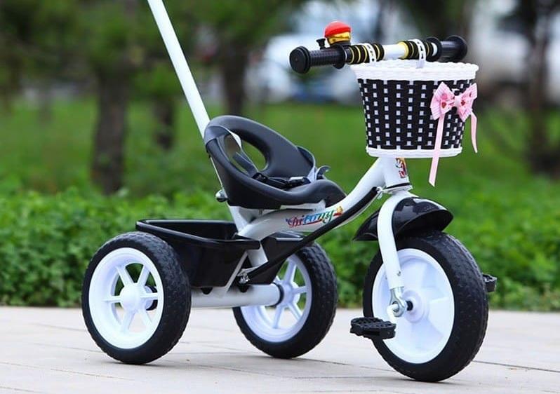 miglior-triciclo-con-maniglione