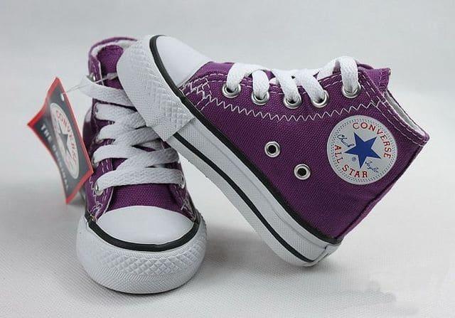 Scarpe-neonato-Converse